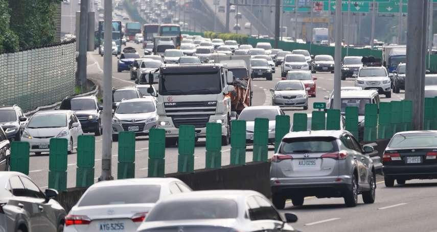 國道「二次事故」今年已釀5死 高公局曝保命2關鍵