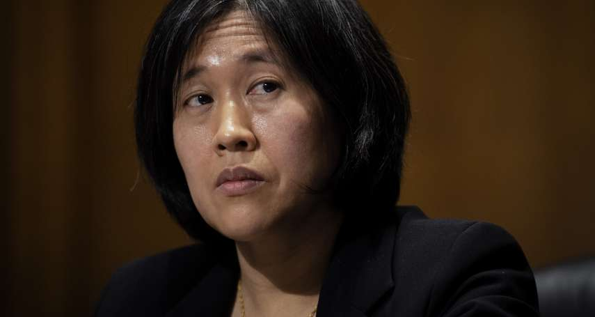 「台灣女兒」闖過參院頭關!戴琪獲98比0支持,出任美國貿易代表