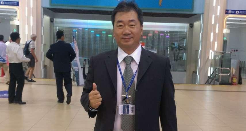 退黨選基市長?藍前市黨部主委黃希賢自爆「被請辭」:已與民眾黨等接觸