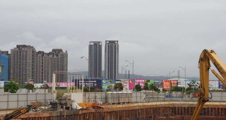 北台新案全揭露》打房重災區,新竹「案量少得可憐」   天龍國卻王者回歸了