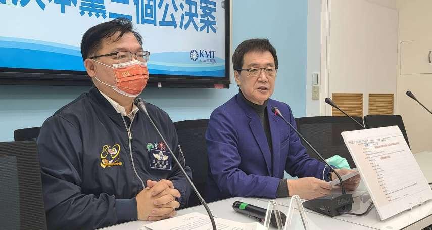 再爆台農發董座妻是陳吉仲秘書 費鴻泰:為何董座是公務員留停領高薪?
