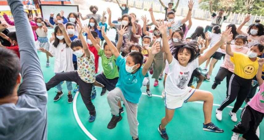 第1次整年不出國 雲門紮根台灣要走遍262偏鄉學校