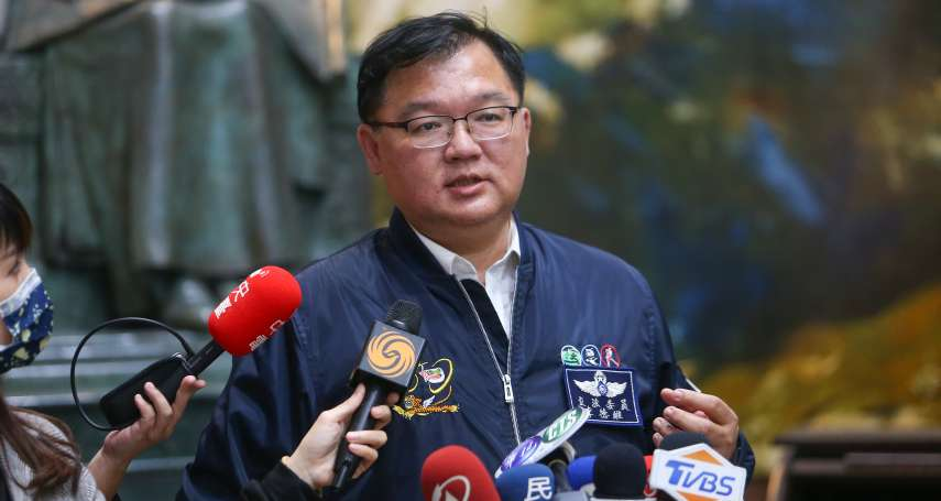 再批蔡政府疫苗政策 藍委:AIT在5月就打完2劑 蘇貞昌還暗示疫苗無用
