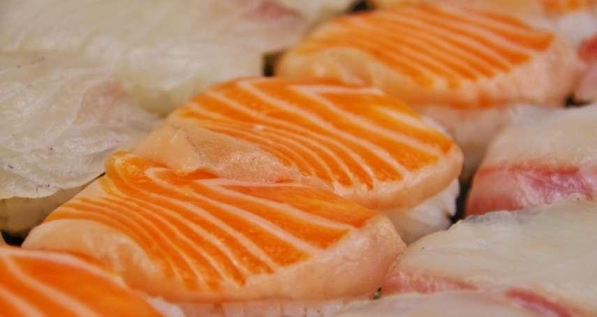 吃鮭魚不但能減重,還能有效降低罹患脂肪肝?研究:補充DHA達6個月,會產生驚人效果