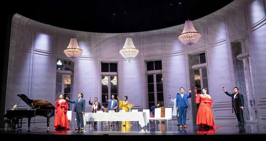 威爾第歌劇《茶花女》華麗登場 衛武營展現臺灣歌劇力量