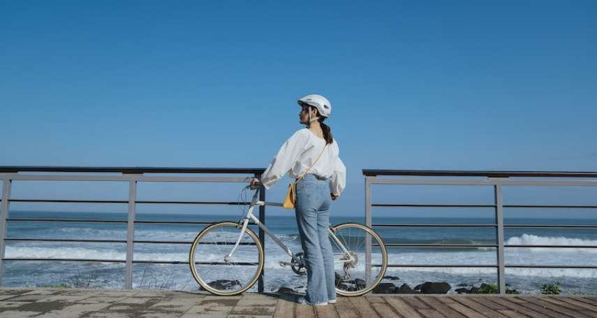 青春山海線單車潮旅行 買限定伴手禮做潮味旅遊達人