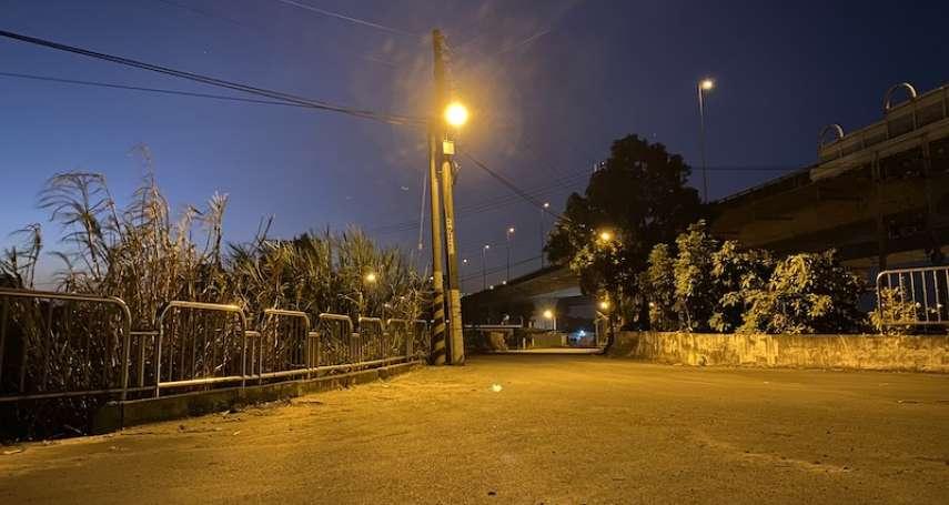 照亮市民回家的路 中市府偏鄉點燈2500盞