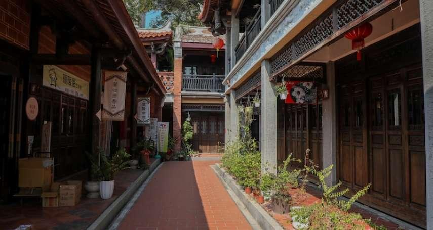 台灣民俗文化館開幕35年 中市府進行大規模整修