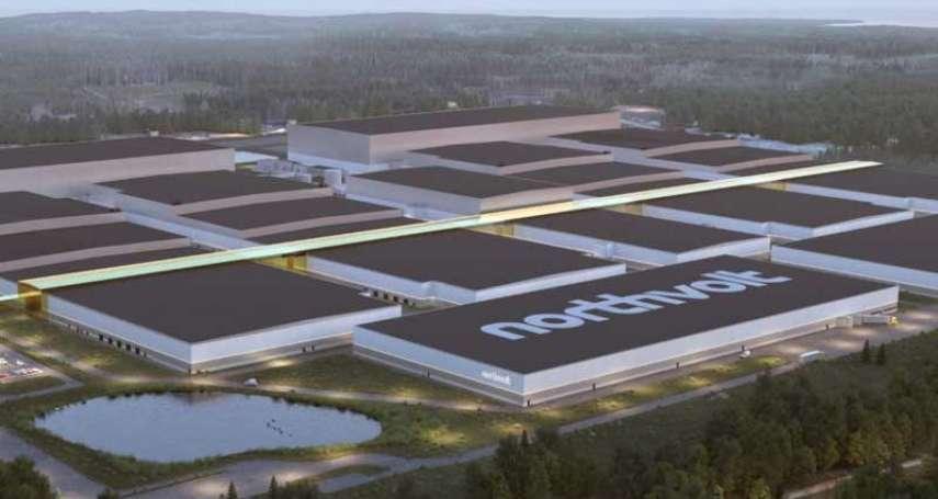 300字讀電子報》完勝特斯拉?福斯大手筆,將在歐洲建六家電池超級工廠!