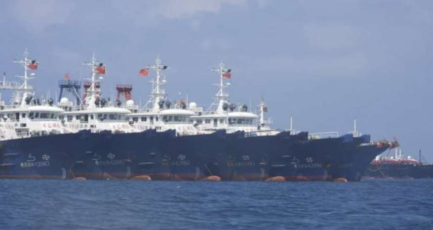 「中國海上民兵」佔據牛軛礁,北京又把菲律賓推向美國?菲美防長通話,美菲軍演可能「復活」