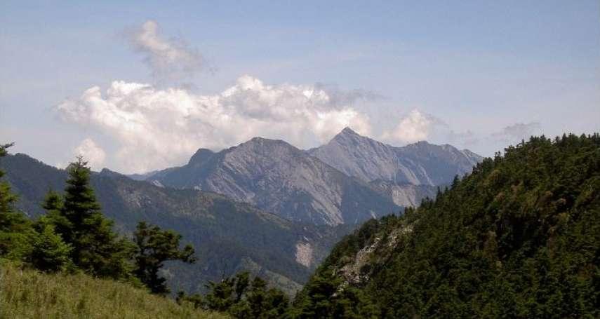 屏風山域事故頻傳,太魯閣國家公園管理處擬將步道改線
