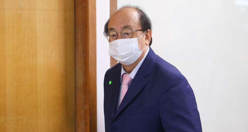 國務機要費除罪化為陳水扁脫罪?柯建銘:若不敢平反,做什麼政治人物