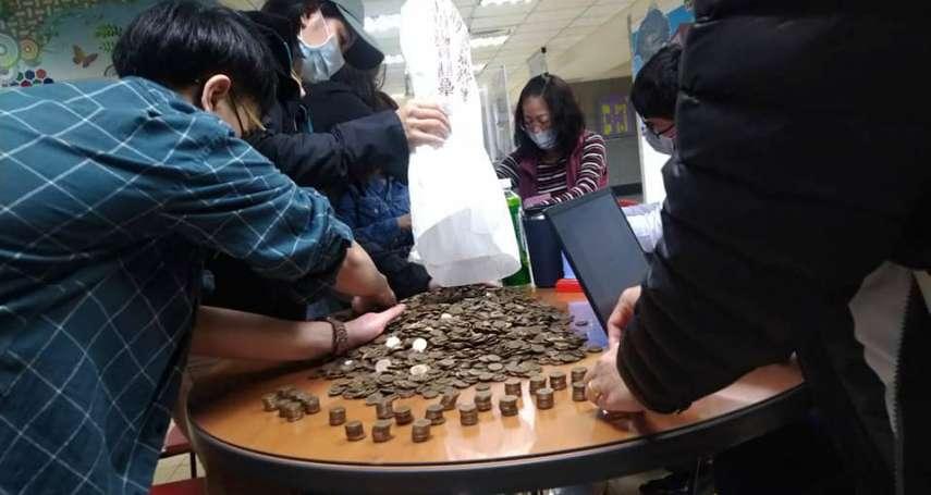 8938個1元硬幣給付移工 桃園勞動局痛批:丟台灣人的臉