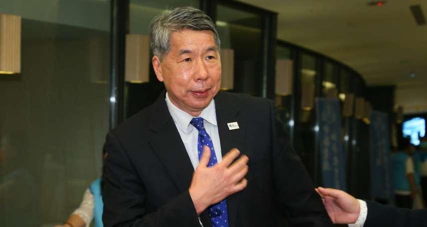 控陸捐疫苗衛福部已讀不回 張亞中爭取搭機到廈門、香港專區施打