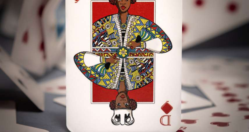玩具社會學》為什麼K一定比Q大?新版撲克牌不分國王皇后!性別、種族刻板印象從小破除