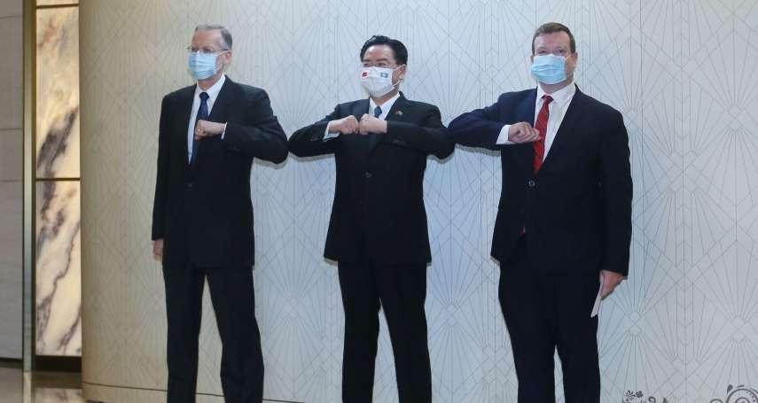 祝賀印太地區首個「旅遊泡泡」啟動 美國駐帛琉大使:美台帛真朋友真進展