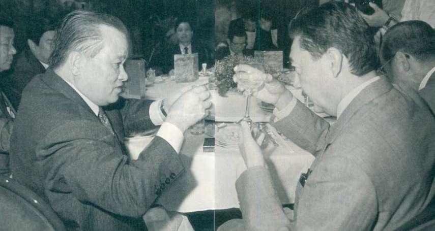 新新聞.許水德紀實01》首位本省籍駐日代表,他讓「亞東」變「台北」
