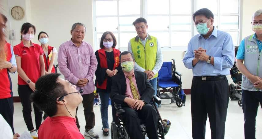 高齡服務中心揭牌 推動醫療與社區整合
