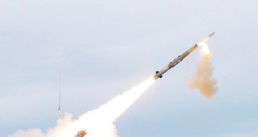 防空部隊驗證作戰效能!國防部披露「攔截共機、飛彈」模擬曝光