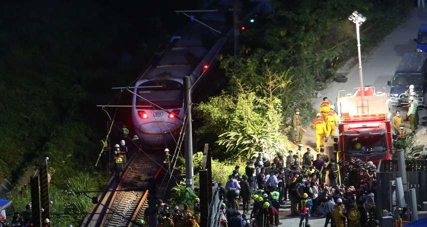 運安會曝關鍵證據打臉李義祥:肇事工程車啟動中 先卡樹叢再熄火落軌