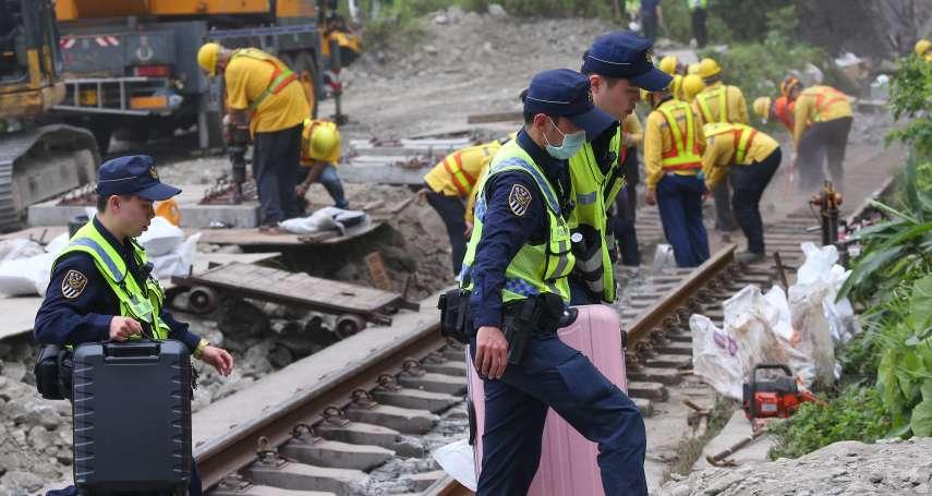 太魯閣事故現場抱出OHCA小女孩 父一句話讓救難人員「心都崩了」
