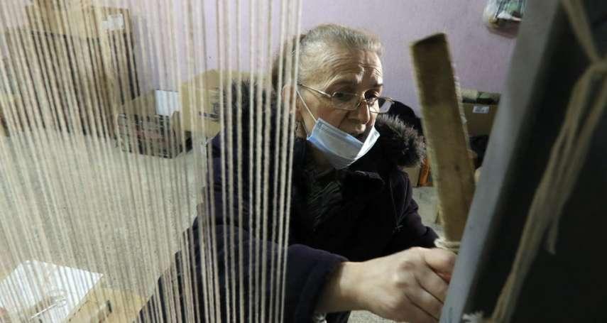 「我們做的是藝術品,不是嗎?」阿爾巴尼亞復興傳統地毯編織業,為失業者打開希望之窗