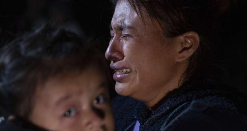 1歲小女娃餓成皮包骨!我友邦瓜地馬拉爆糧食危機 父母無奈送孩子「逃難到美國」