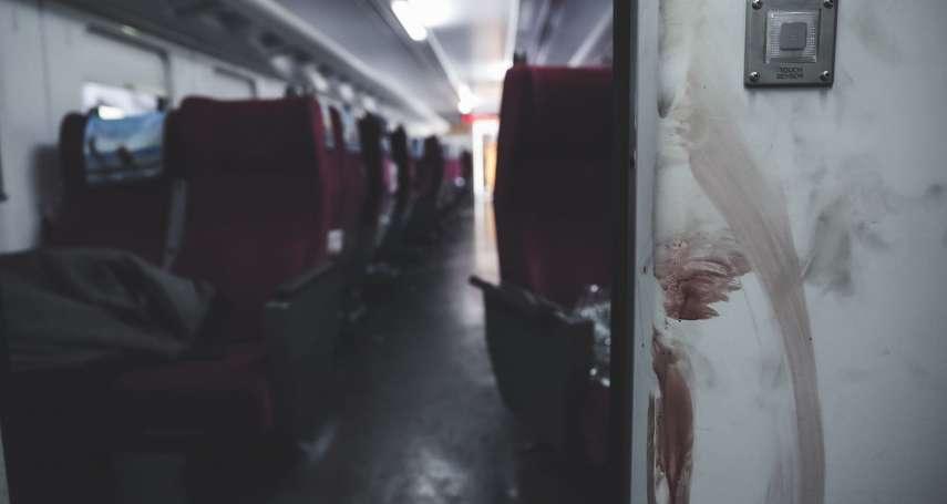 這輩子聽過最淒厲的哭聲!太魯閣4車40號倖存者還原事故經過,寫下最沉痛告白