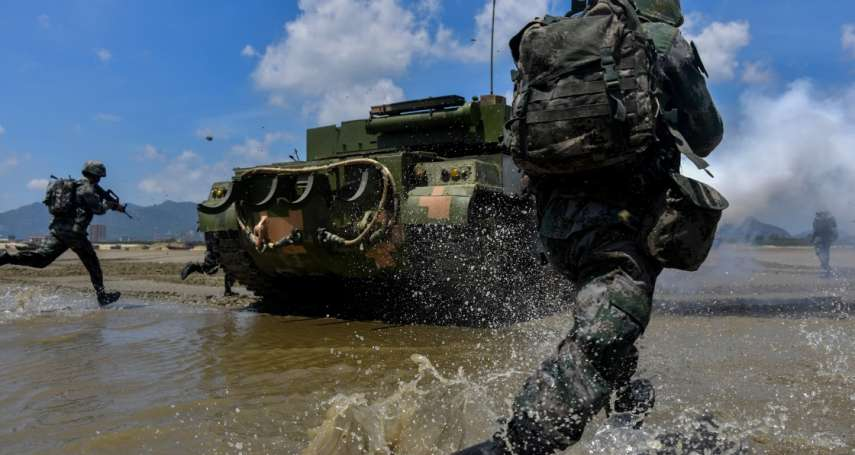 吳釗燮稱「中國來襲,台灣必奮戰到最後一刻」 胡錫進發動口水戰回擊,慘遭網民反譏「別吹牛皮了」
