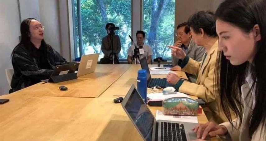 吳統雄、彭百顯觀點:唐鳳、全彩、臉書與網路言論自由