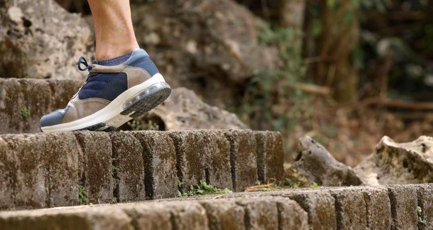 媽媽登山健行掀潮流 運動選鞋就看這四點