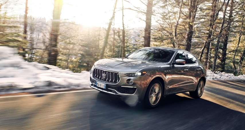 Maserati發表新車款The New Levante  性能與品味兼具 喚醒你遠遊的嚮往