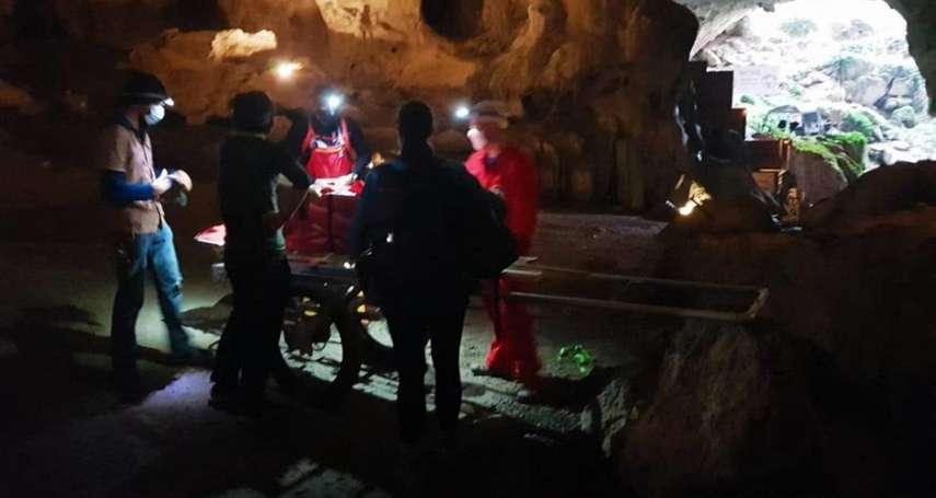 「研究失去時空感知後的身心變化」一項充滿道德爭議的真人實驗:把人關在與世隔絕的洞穴裡40天