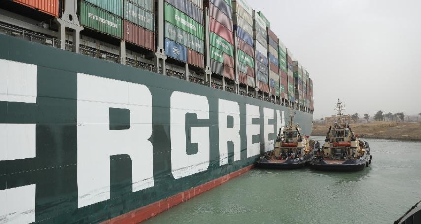 運河通了,航運股怎麼還在漲?英商:全世界大缺貨櫃,超高報價至少還要3個月