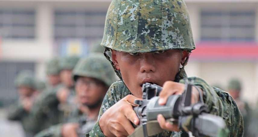 嘆香港在中國手上成「現代悲劇」,吳釗燮CNN專訪:台灣須對武統做好準備!