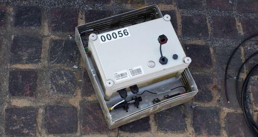 中市水盒子強力打擊水污染 24小時全天監測