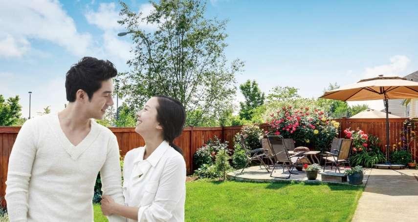 傳佳建設推出北桃柱中柱耐震宅 庭院式2至3房格局 限量釋出