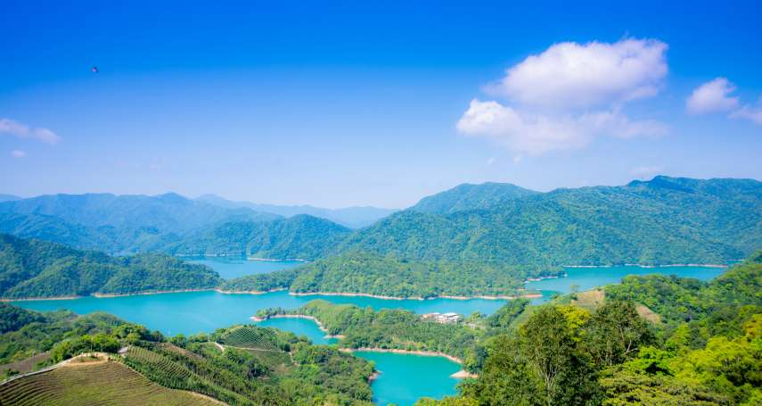 中南部鬧水荒,為何大台北的翡翠水庫卻從不缺水?揭它水量傲視全台的3個關鍵秘密