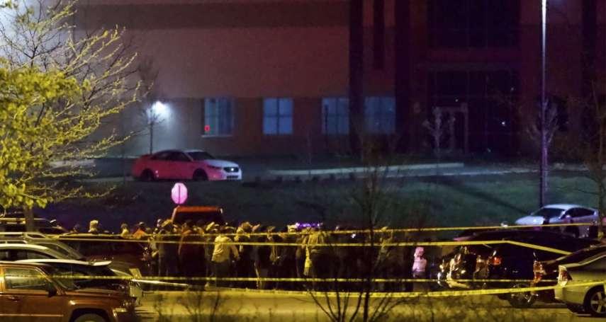 美國再爆慘重槍擊案!槍手闖入FedEx快遞倉庫 擊斃8人後自殺