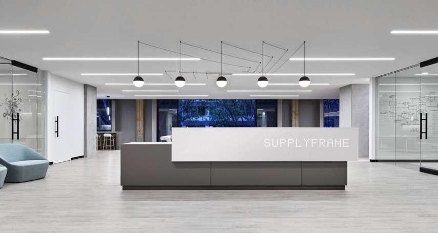 Supplyframe 全球規模最大電子產品價值鏈平臺落腳台北 打造創新平臺行銷台灣