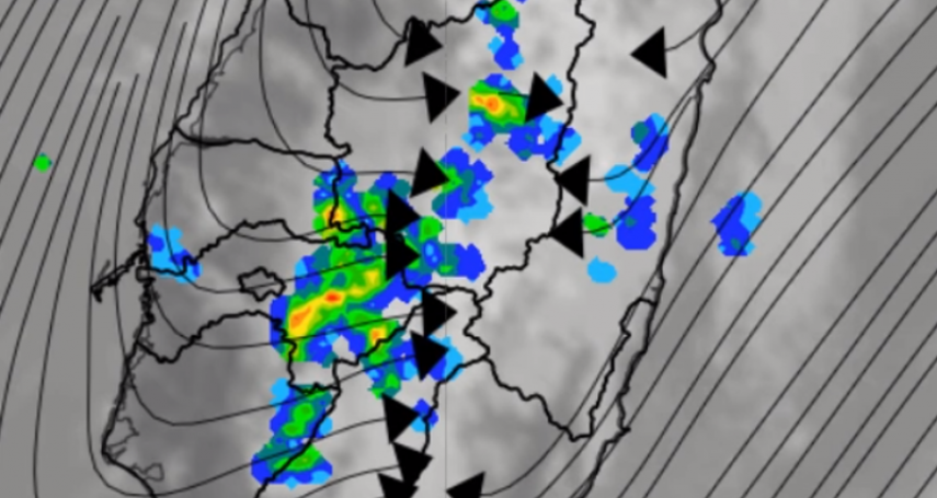 中南部下雨了!對紓緩乾旱有幫助嗎?氣象局回應了