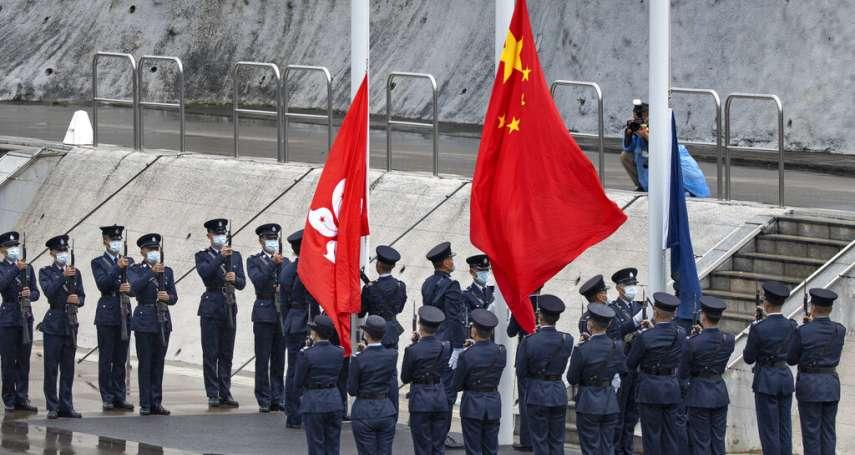 北京撐腰?香港國安處長出沒色情場所,卻沒有「不道德、違規、違法」行為