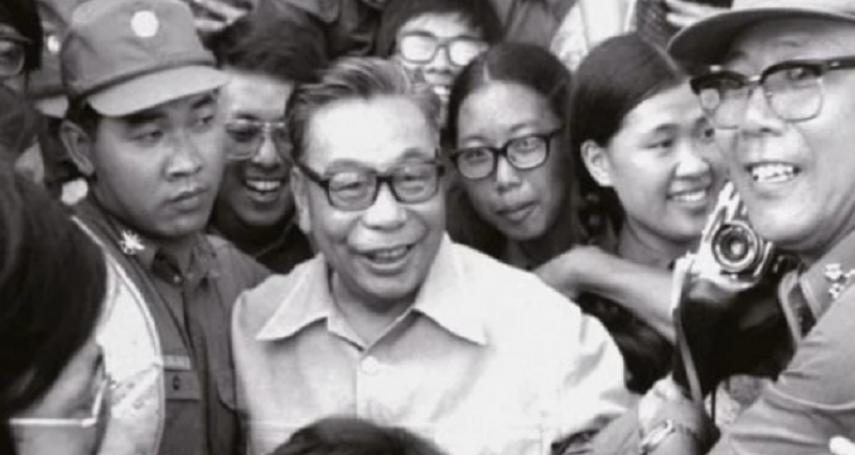 林孝庭專文:自嘆何其不幸,228後無端捲入人事爭議的蔣經國