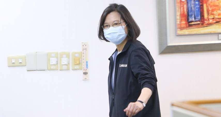 綠北市黨部黑影幢幢 他嗆:陳水扁時代不是這樣,蔡英文沒責任嗎?