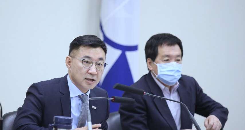 「氣候議題成國際外交主軸」 江啟臣批蔡英文無作為:還在講工整詞藻