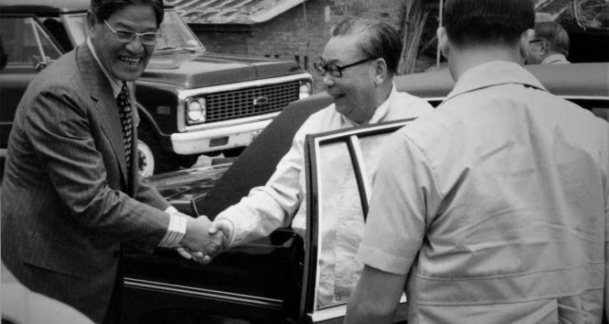 林孝庭專文:蔣經國眼中的「台獨」與外國勢力