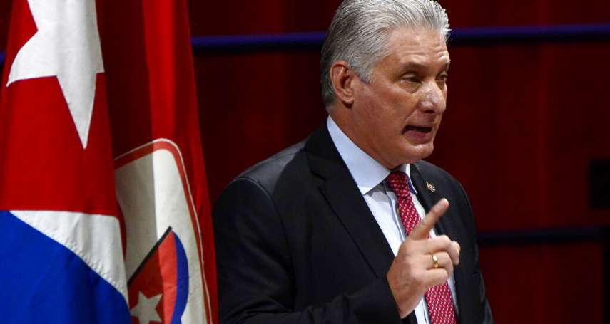 62年來,第一個不叫「卡斯楚」的古巴領導人!古巴共產黨第一書記新面孔:迪亞斯-卡內爾