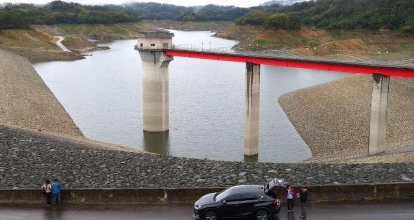 全世界都在關注台灣缺水:這次到底多嚴重?該救半導體或農業如何拿捏?