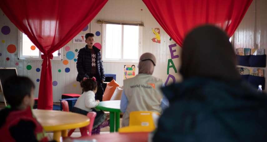 敘利亞戰亂10年「無形支持」比物資更稀缺!  世界展望會心理與教育計劃助難民兒童新生