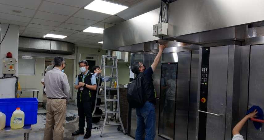 路易莎中央廚房爆8員工一氧化碳中毒 勞檢處揭釀禍主因